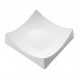 Square Slumper with Flat Base Mould 8295 (17.3 x 17 x 4.1cm)