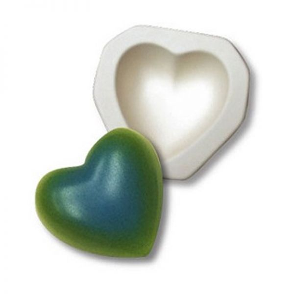 Large Heart Mould