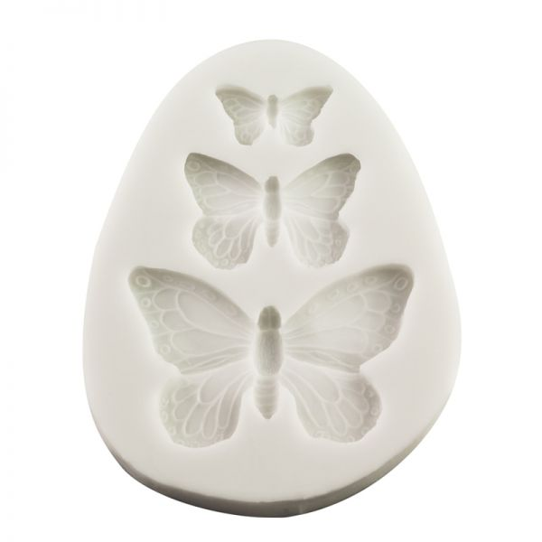 Freeze & Fuse Mould: Butterfly Trio