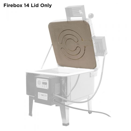 Firebox 14 Lid with Elements