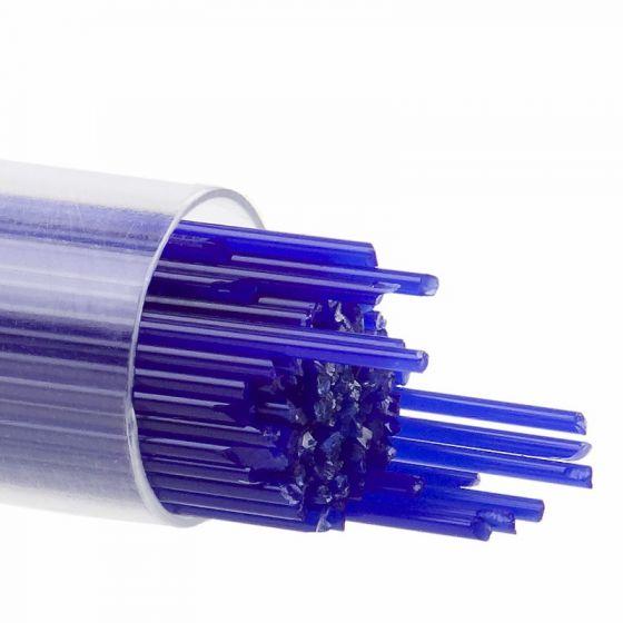 1mm Deep Cobalt Blue Opal Stringers 0147