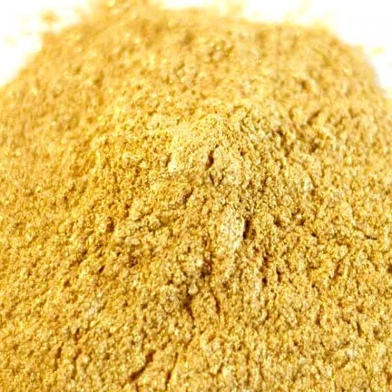 Sparkle Bright Gold Mica Powder 30g