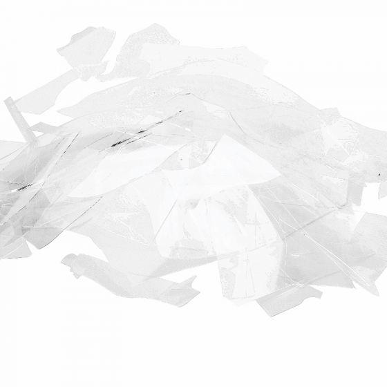 Bullseye Crystal Clear Confetti 50g