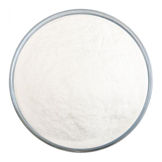 Bullseye Glass Frit: Clear Iridised Glass Powder 1101.RN08