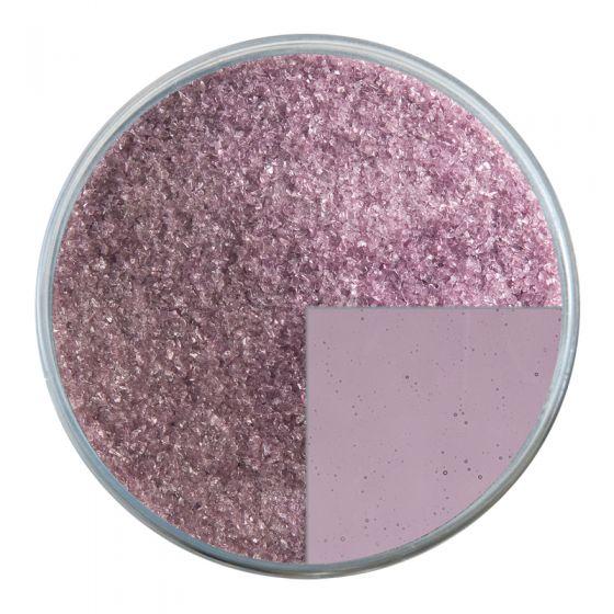 Bullseye Glass Frit: Light Violet Transparent Fine 1428.01