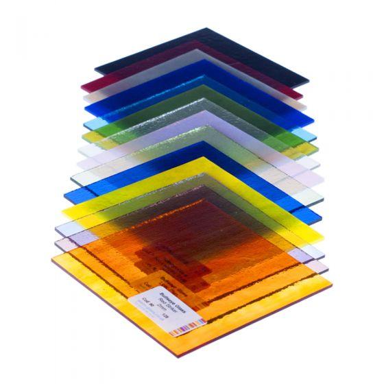 Bullseye Glass: Sample Pack