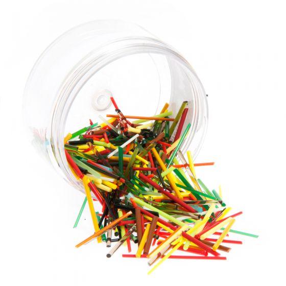 Bullseye Glass Stringfetti