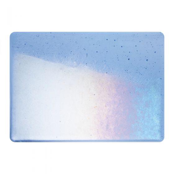 Bullseye Irid Glass: 3mm Light Sky Blue 1414.31