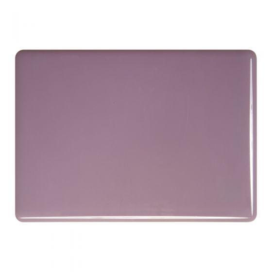 Bullseye Sheet Glass: 2mm Dusty Lilac Opal 0303.50
