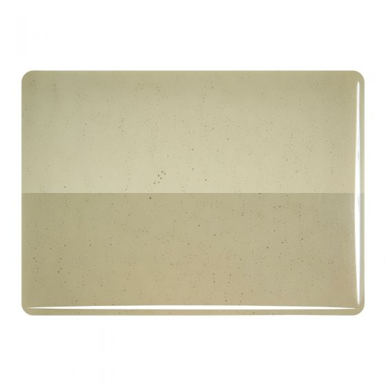 Bullseye Sheet Glass: 2mm Khaki 1439.50
