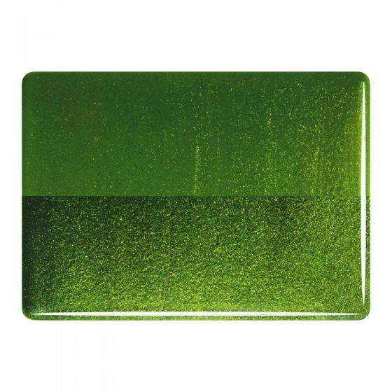 Bullseye Sheet Glass: 2mm Light Aventurine Green 1412.50
