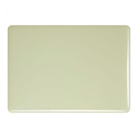 Bullseye Sheet Glass: 3mm Artichoke Opal 0131.30