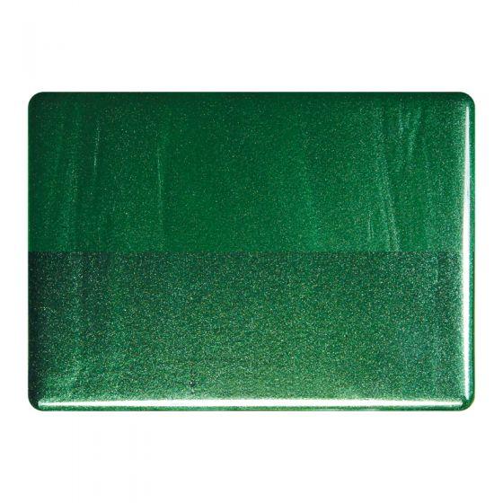 Bullseye Sheet Glass: 3mm Aventurine Green 1112.30