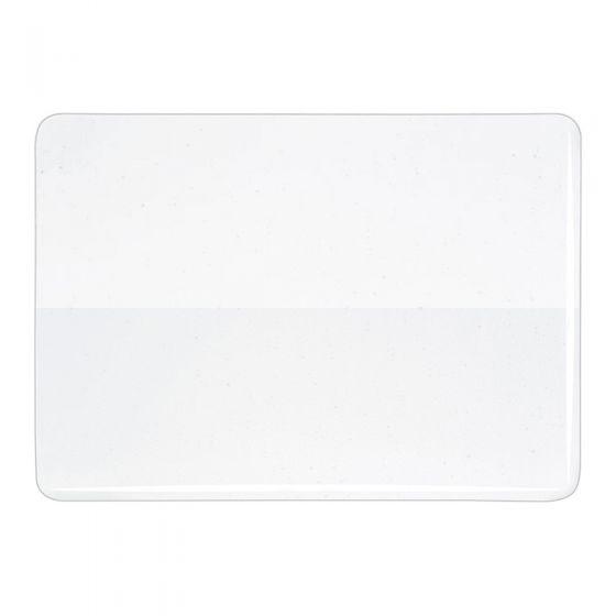 Bullseye Sheet Glass: 3mm Clear Double Rolled 1101.30
