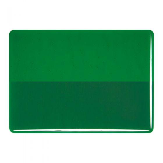 Bullseye Sheet Glass: 3mm Kelly Green 1145.30