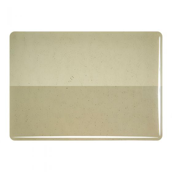 Bullseye Sheet Glass: 3mm Khaki 1439.30