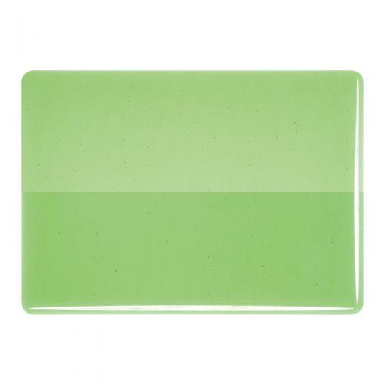 Bullseye Sheet Glass: 3mm Light Green 1107.30