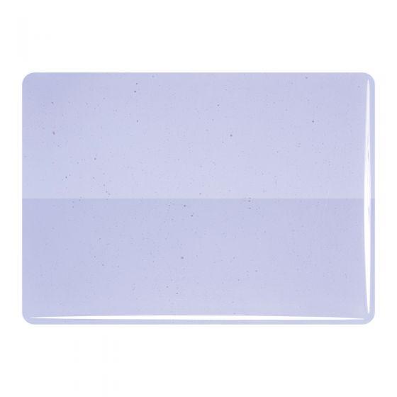 Bullseye Sheet Glass: 3mm Neo Lavender Shift Transparent 1442.30