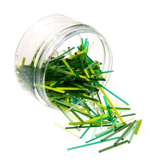 Bullseye Stringfetti: Green Mix