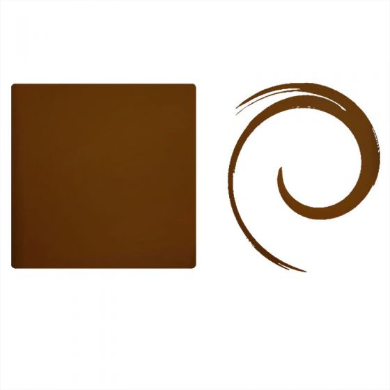 Burnt Sienna Glass Paint 25g - Colours For Earth