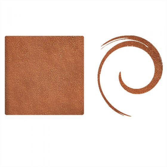 Copper Glitz Glass Paint - Colours For Earth