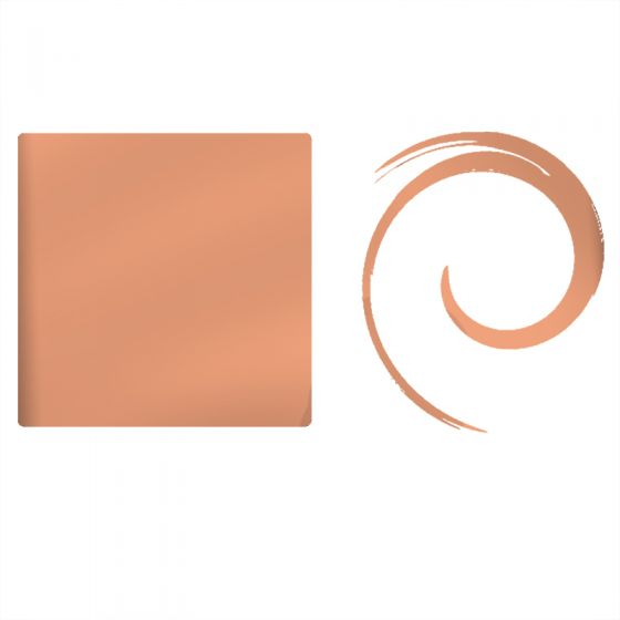 Coral Glass Paint 25g- Colours For Earth