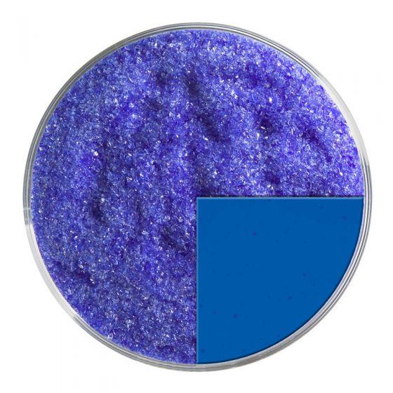 Deep Royal Blue Trans Fine Frit 1114.01