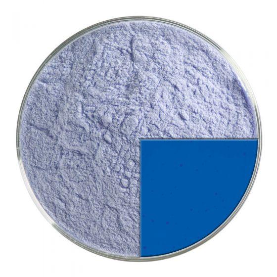 Deep Royal Blue Trans Powder Frit 1114.08