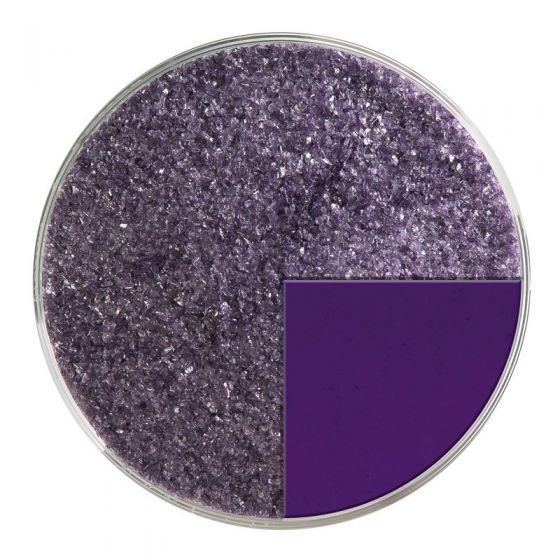 Deep Royal Purple Trans Fine Frit 1128.01