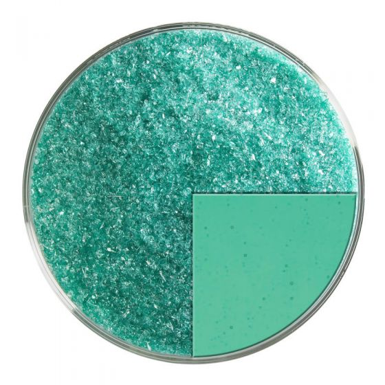 Emerald Green Trans Fine Frit 1417.01