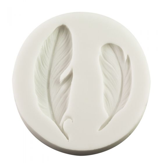 Freeze & Fuse Mould: Feathers