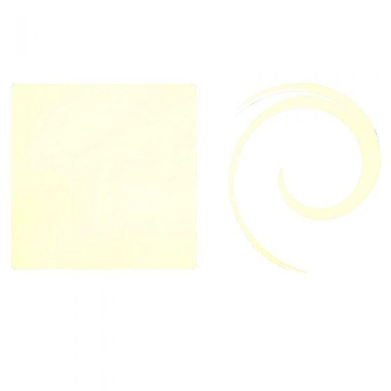 Glacier White Glass Paint 25g - Colours For Earth