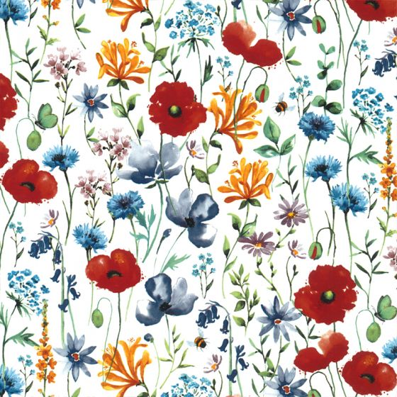 Meadow Decal 22 x 22cm