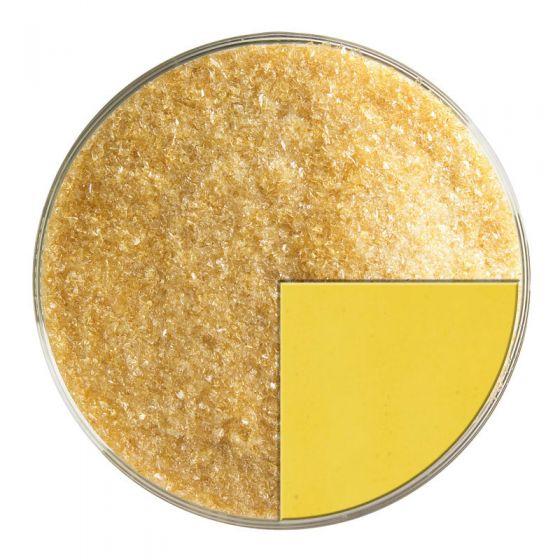 Medium Amber Trans Fine Frit 1137.01