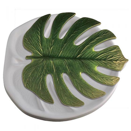 Monstera Leaf Mould (34cm x 32cm)