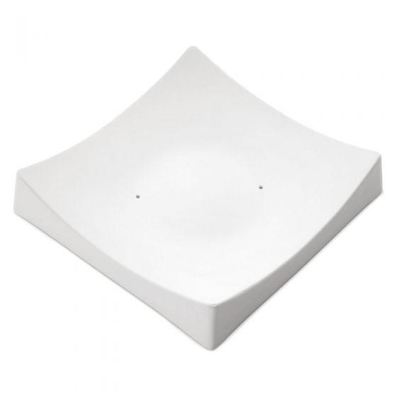 Mould 8296 Square slumper flat base (15 x 15 x 2.5cm)