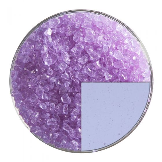 Neo Lavender Trans Coarse Frit 1442.03