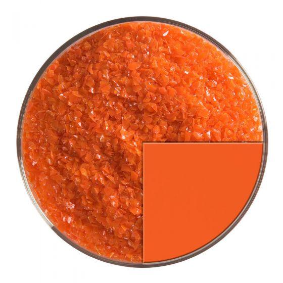 Orange Opal Medium Frit 0125.02