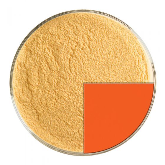 Orange Opal Powder Frit 0125.08