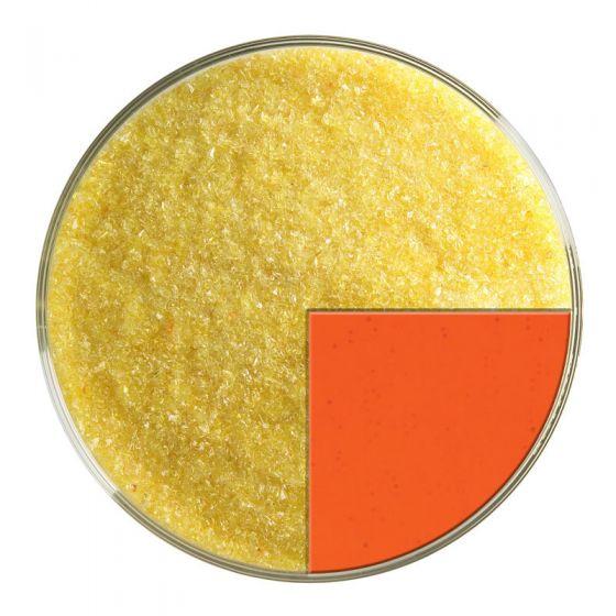 Orange Striker Trans Fine Frit 1125.01