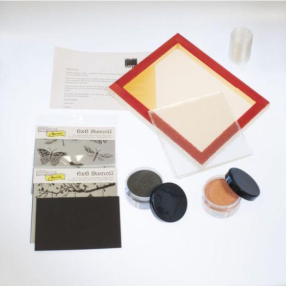 Powder Printing Set