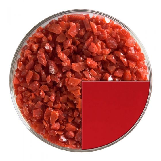 Red Opal Coarse Frit 0124.03