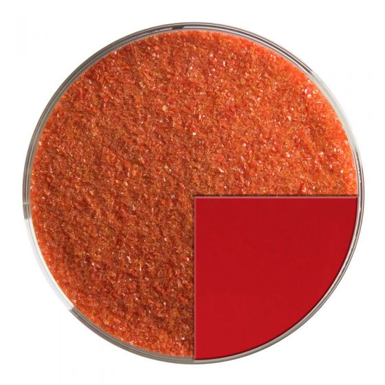 Red Opal Fine Frit 0124.01