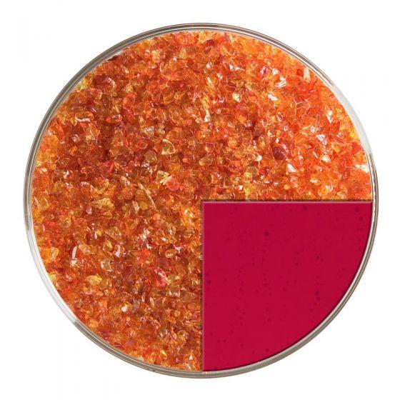 Red Trans Medium Frit 1122.02