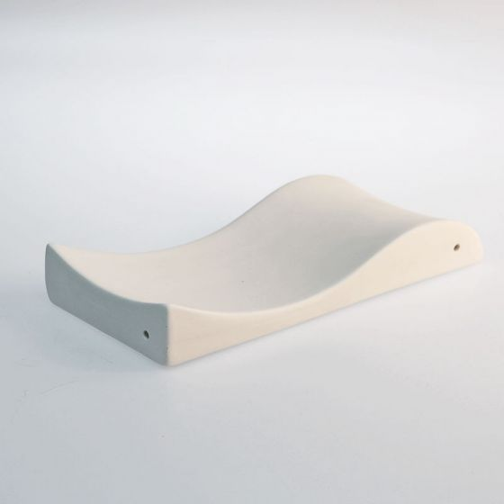 Spoon Rest Curved Mould (23.5cm x 10.5cm)