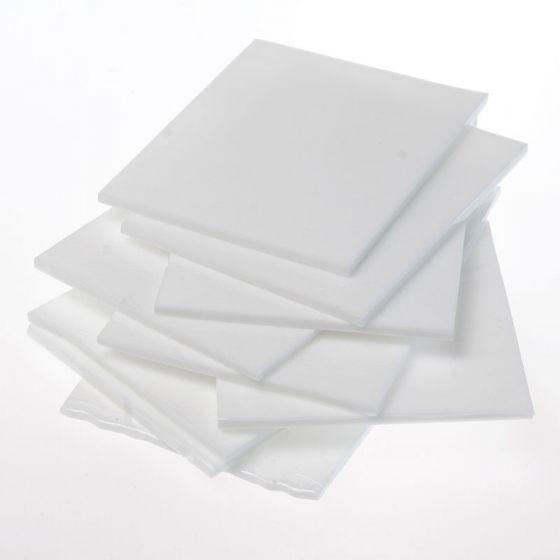Student Pack White Glass 500g