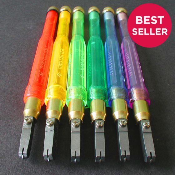 Toyo Super Glass Cutter - Pencil Grip