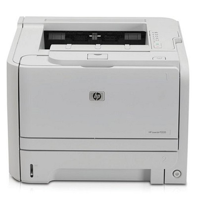 HP LaserJet P2035 for printing decals